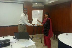 Awarding Certificate - LCIPL